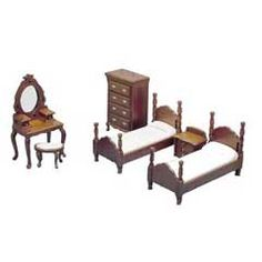 6-Pc. Twin Bedroom Set