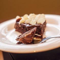 Le fabuleux brownie aux amandes