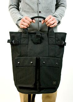 Porter Smoky Backpack