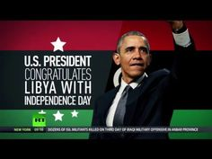 """Angry Libyans lash out at Obama's independence congratulations"" 