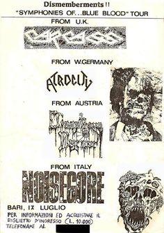 Wallpaper Stickers, Blue Bloods, Music Mix, Zine, Dark Side, Austria, Nostalgia, Flyers, Layout