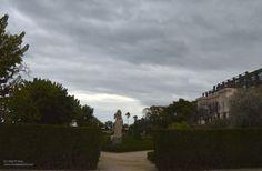 Hotel Miramar Barcelona, Spain, Louvre, Clouds, Building, Summer, Travel, Outdoor, Life