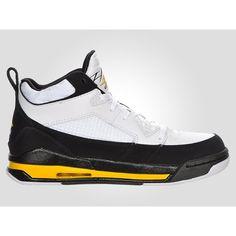 5b3830c538f Jordan Flight 9 Mens Basketball Shoes White Black Varsity Maize A21028 Buy  Jordans, Jordans For