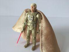 Darth Trump (Gold Edition) 3 3/4 inch Bootleg Action Figure