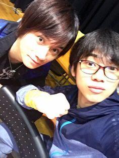(4) Twitter Asian Actors, Twitter