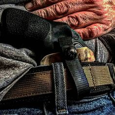 Happy customer.  from @johnwizemanak Been trying appendix carry for my backup LCR with my new @alexandryandesign IWB. Verdict: I like appendix carry, I like the holster. The gun is readily accessible and it's a very quick way to draw the gun. However my gut is not as big a fan of it as I am. Guess I better do something about that #runmore #alexandryandesign #rugerlcr38 #appendixcarry #snubbie #revolverporn #wheelgunrealgun #kydex #pewpewlife #ccw #obamasaidbuyagun #alexandryandesign…