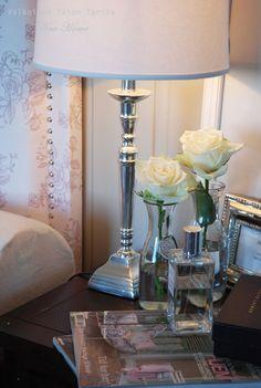 Guest bedroom Bedrooms, Table Lamp, Lighting, Home Decor, Deko, Quartos, Homemade Home Decor, Bed Room, Table Lamps
