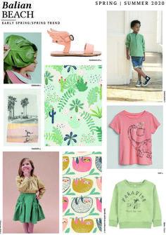 [K.I.D.S] Spring | Summer 2020 _ BALIAN Beach (Trend Overview) | Emily Kiddy | Bloglovin' Spring Fashion Trends, Summer Fashion Trends, Spring Summer Trends, Spring Summer Fashion, Look Fashion, Kids Fashion, Fashion 2018, Womens Fashion, Feminine Fashion