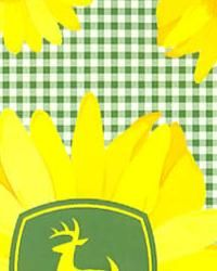 John Deere fabrics...finally found it! I used this for my wedding and have been looking for more :)