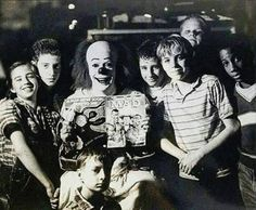 "Behind the scenes of ""Stephen King's It"""