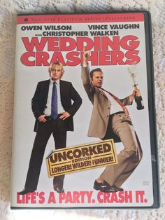 Wedding Crashers (DVD, 2006, Fullscreen Owen Wilson, Vince Vaughn