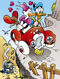 Mickey Mouse Y Amigos, Mickey Mouse And Friends, Disney Magic, Disney Art, Walt Disney, Pato Donald Y Daisy, Donald Duck, Classic Cartoon Characters, Classic Cartoons