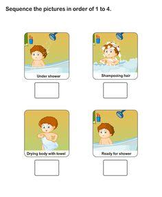 Online Personal Hygiene Worksheets , Worksheet To Learn , Kids Games And Worksheets