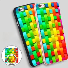 Neon Colorful Phone Ring Holder Soft TPU Silicone Case Cover for iPhone 4 4S 5C 5 SE 5S 6 6S 7 Plus