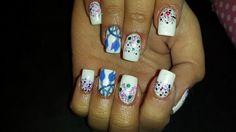 #dreamcatcher #nails