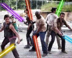 Walking Dead/Star Wars
