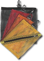 Vaultz - Multipurpose Storage Bags (4-Pack) - Multicolor (826030012116) This 4-pack of multicolor storage bags makes it easy to organize your small electronics, computer cables or travel essentials.
