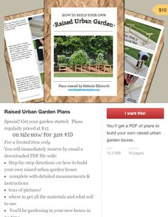 Do you love to garden but are tired of not being successful at it? I was too so I designed a unique new way to garden. Find out 13 benefits to gardening this ne… Gardening For Beginners, Gardening Tips, Diy Halloween Apothecary Jars, Organic Gardening, Urban Gardening, Sacred Garden, Cedar Planter Box, Garden Frogs, Modern Plant Stand