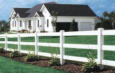 White fence <3