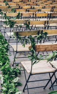 Wedding Decor // Photo by Amy & Stuart via Inspired by This