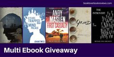 Worldwide book giveaway, entries close 3 Jan 2017