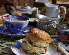 Tea and crumpets, indeed
