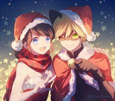 Merry Christmas ★★★ Prodigiosa Las aventuras de Ladybug / @lulypilo