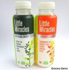 Little Miracles Organic Drinks (Degustabox)