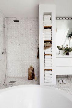 Lichte badkamer