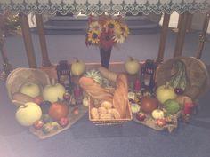 St. John's thanksgiving harvest 2014