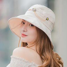 9e08c1c8a29 Cute Baby Sun Hat Girls Hats Cap Newborn Photography Props Boys Hats  Children Cap Kids Beach Bucket Caps for Summer Autumn