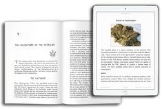 eBook Design for Dispensary Life www.DispensaryLife420.com Book Design, Web Design, Portfolio Design, Interior, Books, Life, Livros, Design Web, Indoor
