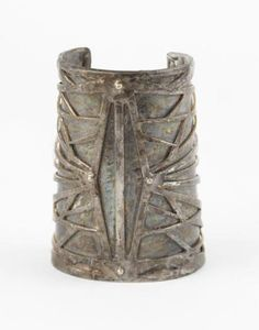 Inspire a little jewelry-jealousy with the Dark Queens Cuff. www.mooreaseal.com