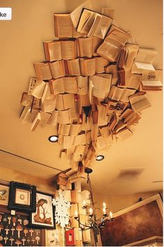 book ceiling