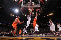 12/25/12 Lakers vs. Knicks Gallery |