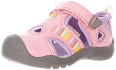 pediped Flex Amazon Sandal (Toddler/Little Kid) ** Unbelievable outdoor item right here! : Girls sandals
