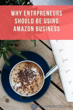 Have you been wondering what Amazon Business is, why you should care, or how to set up an account? Read on to find out why every entrepreneur should have an Amazon Business account!