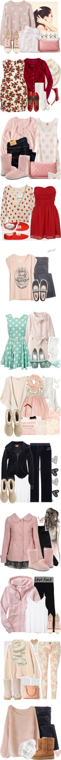 Cute outfits (: