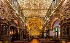 Las 'Iglesias Doradas' De Ecuador | Diseño y Fotografía - Todo-Mail