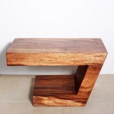 Wood Chestnut Balance Table (Thailand)