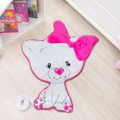 Tapete Gatinha Pink 70 cm