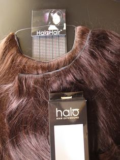 Halo Hair Comparison - Easiest hair extensions ever! No clips No glue - no damage!