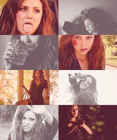 human Katherine Pierce - The Vampire Diaries. ♥