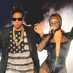 Beyoncé ft Jay Z- Partition (remix) On The Run Tour (studio version)