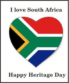 Happy Heritage Day 24th September