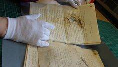 Conservation Restoration - The Honorable Society of King's Inns.