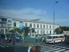 Guayaquil Ecuador to Lima Peru longest bus ride - Exploramum & Explorason