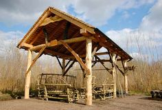 Build Locally with Roundwood Timber Framing  by Kent Griswold on May 12th, 2013