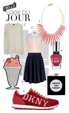 Look Du Jour: Right Said Red
