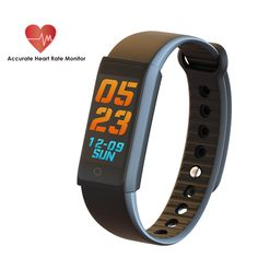 Fitness Tracker HR, Color Diplay Activity Tracker Smart Watch with Sleep Monitor, Sweatproof, Walking Pedometer Band with Call/SMS Remind for iOS/Android Smartphone Fitness Activity Tracker, Fitness Activities, Smart Bracelet, Bracelet Watch, Waterproof Fitness Tracker, Android Smartphone, Smart Watch, Display, Activity Monitor